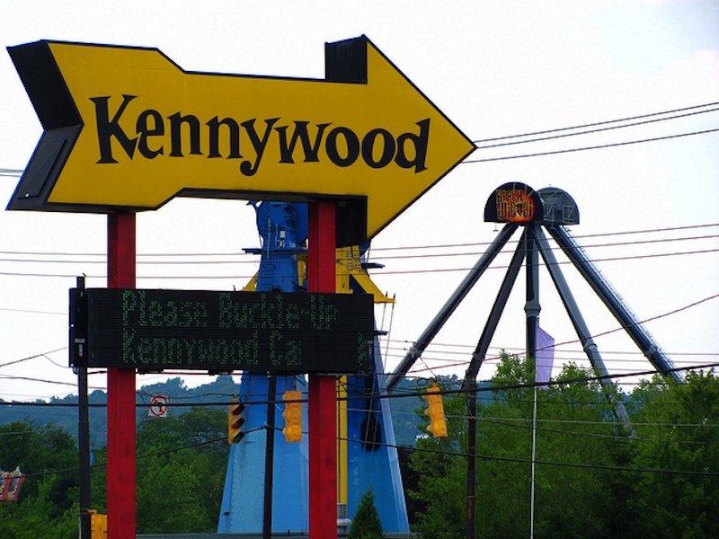 Kennywood Park Pittsburgh