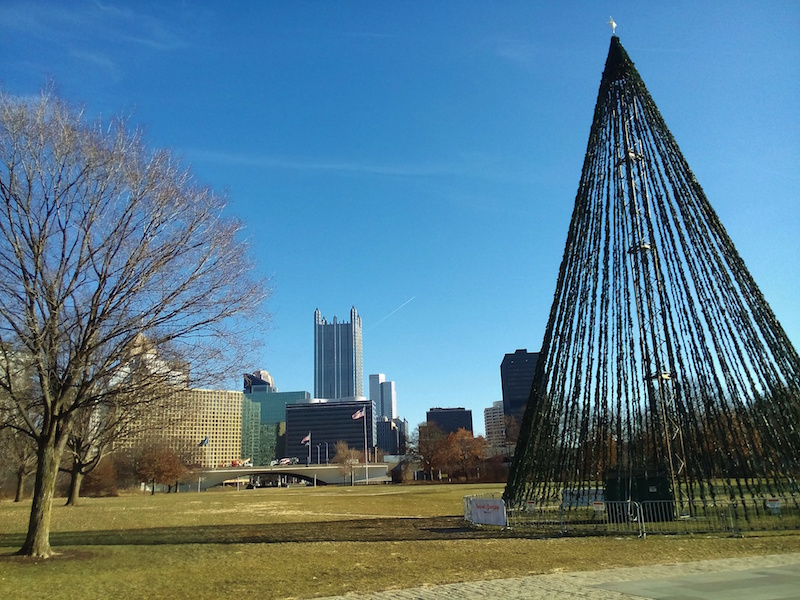 Point State Park Pittsburgh