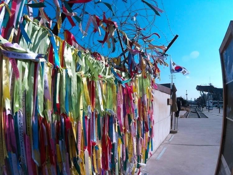 Remembrance wall dmz