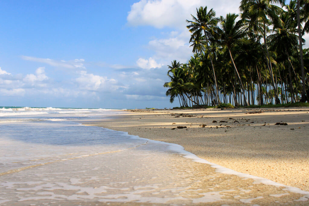20 melhores praias do nordeste brasileiro